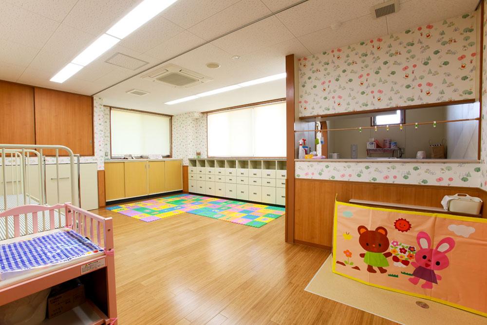 0歳保育室