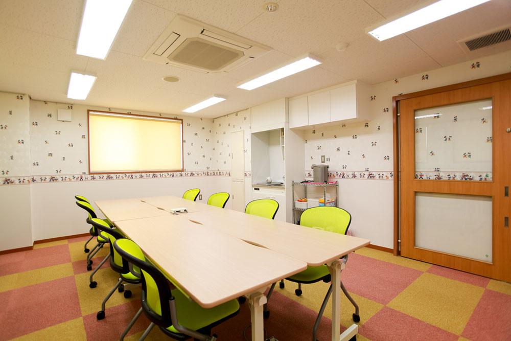 職員会議室